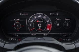 Audi virtual cockpit Dutch Cars Investment